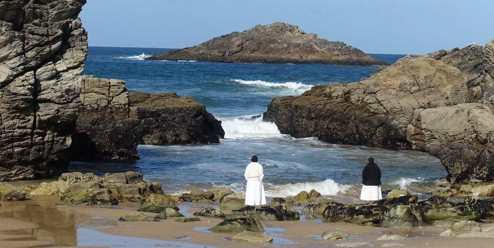 Sortie communautaire, vive la mer!