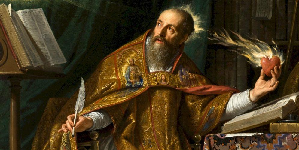Notre Père St Augustin