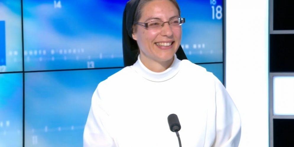 Mère Yvonne-Aimée sur CNews