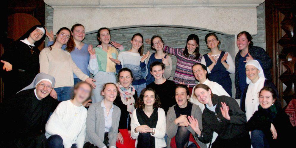 Femmes, vocations au service de la vie: de retour en novembre